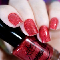 Esmalte Penélope Luz Red Diamond Coleção Jewels on Your Nails