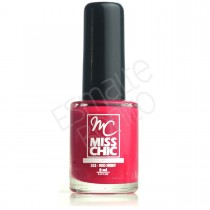 Esmalte Miss Chic Red Night Cremoso