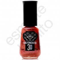 Esmalte Top Beauty Red Queen Ultimate 3D