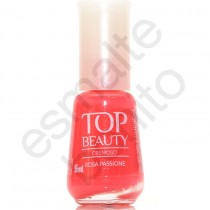 Esmalte Top Beauty Rosa Passione Cremoso