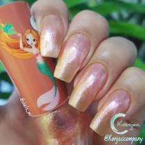 Esmalte Sapatinho Lorac Star Coleção Sereia Elsa Shimmer