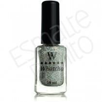 Esmalte Whatcha Silver Glitter
