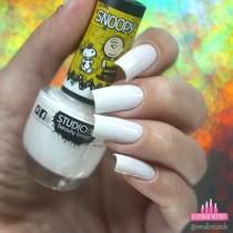 Esmalte Studio 35 #SnoopyMelhorAmigo Coleção Snoopy