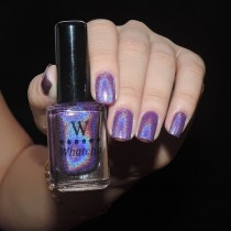 Esmalte Whatcha So Happy Holográfico