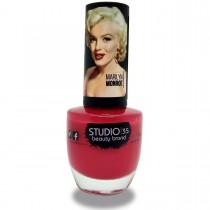 Esmalte Studio 35 #SomosOQueQuisermos Coleção Marilyn Monroe