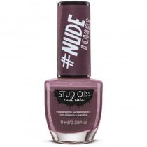 Esmalte Studio 35 #SouAssim Coleção #NudeLovers