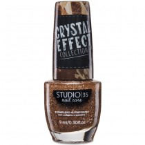 Esmalte Studio 35 #SQN Coleção Crystal Effect