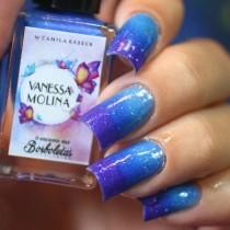 Esmalte Vanessa Molina Starry Night Tri Térmico Coleção O Encanto das Borboletas 5free