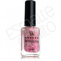 Esmalte Whatcha Sweet Pink linha Coberturas