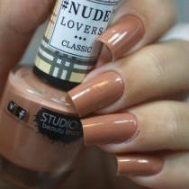Esmalte Studio 35 #TerraNude Coleção #NudeLoversClassic