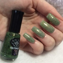 Esmalte Top Beauty Tinker Bell Ultimate 3D