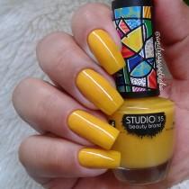 Esmalte Studio 35 #TulipaFashion Coleção Romero Britto