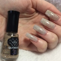 Esmalte Top Beauty Wonderland Ultimate 3D