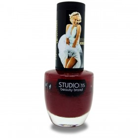 Esmalte Studio 35 #CuidadoComOVento Coleção Marilyn Monroe