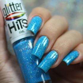 Esmalte Hits Cygnus Glitter Holográfico
