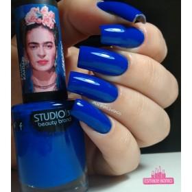 Esmalte Studio 35 #ExperimentaPraVer Coleção Frida Kahlo