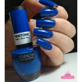 Esmalte Studio 35 Hello Blue Sky Coleção Pantone