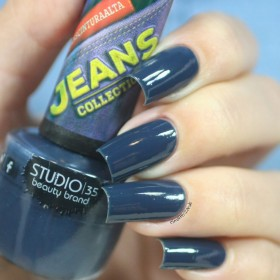 Esmalte Studio 35 #JeansCinturaAlta Jeans Collection