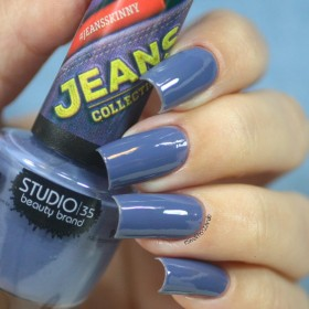 Esmalte Studio 35 #JeansSkinny Jeans Collection