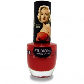Esmalte Studio 35 #MarilynEmpoderada Coleção Marilyn Monroe