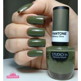 Esmalte Studio 35 Military Olive Coleção Pantone