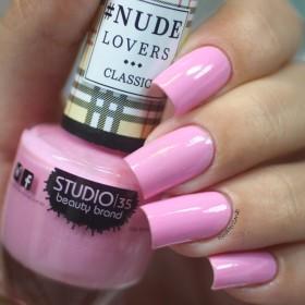 Esmalte Studio 35 #NudeBailarina Coleção #NudeLoversClassic