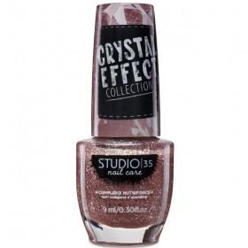 Esmalte Studio 35 #OMG Coleção Crystal Effect