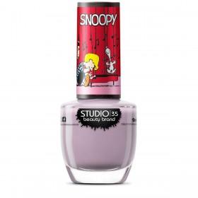 Esmalte Studio 35 #SnoopyDancarino Coleção Snoopy