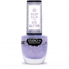 Esmalte Studio 35 #SonhoDeGlitter Coleção Use Glitter