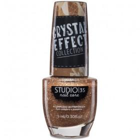 Esmalte Studio 35 #VouBrilhar Coleção Crystal Effect