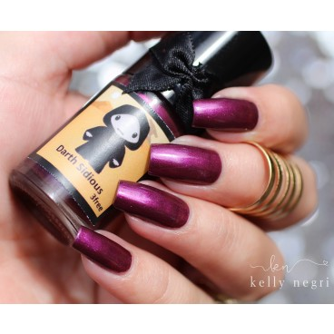 Esmalte da Kelly Darth Sidious 3free
