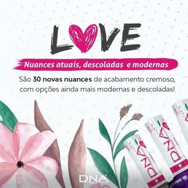 Esmaltes Coleção Love DNA italy