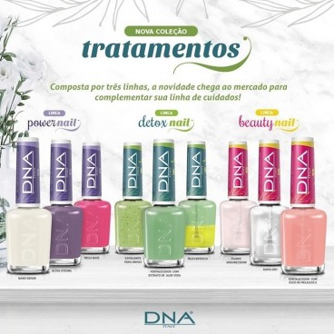 Linha Tratamentos DNA Italy