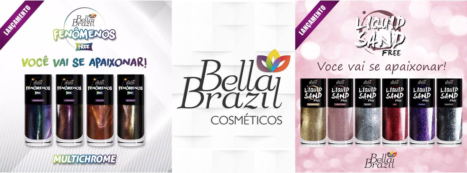 Esmaltes Bella Brazil