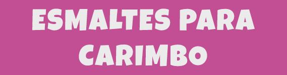 Esmaltes para carimbo