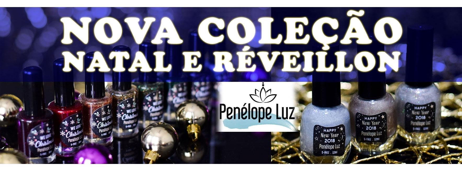 Esmalte Penélope Luz Coleção Natal