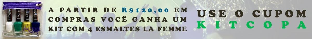 Kit Copa La Femme