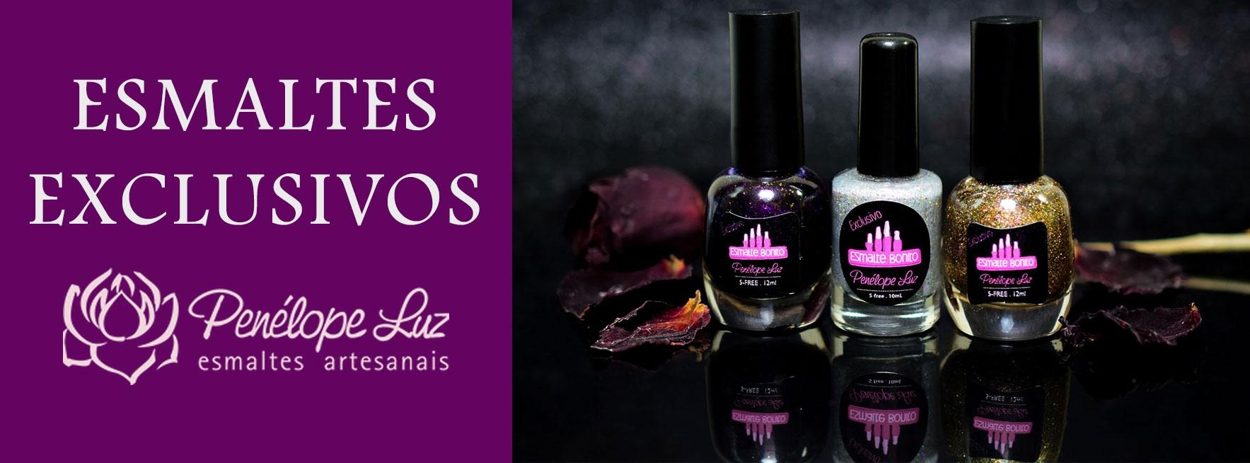 Esmaltes Exclusivos Penélope Luz - Esmalte Bonito